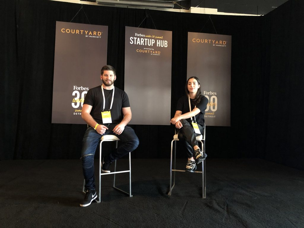 Forbes Under 30 selected Little Bellies Spa as the Top 100 Startups of 2019 -03 / Forbes Under 30 seleccionó a Little Bellies Spa como una de las 100 mejores startups del 2019 -03
